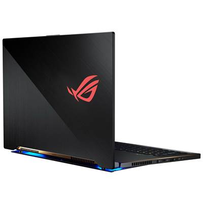 "ASUS ROG Zephyrus S (GX701GX-XS76) 17.3"" 144Hz (3ms) Full HD IPS-Level (Pantone Validated) G-Sync / Optimus (Switchable Graphics) Compact Gaming Laptop w /  RTX 2080 8GB GDDR6 Max-Q (Core i7-8750H)"