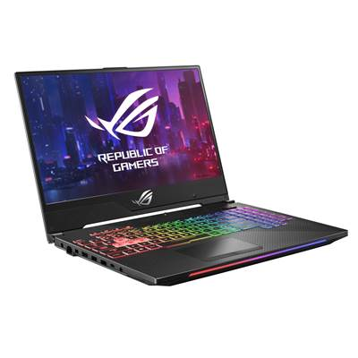 "ASUS ROG Strix SCAR II (GL504GW-DS74) 15.6"" 144Hz (3ms) Full HD IPS-Level (100% sRGB) Gaming Laptop w /  RTX 2070 8GB GDDR6 (Core i7-8750H)"