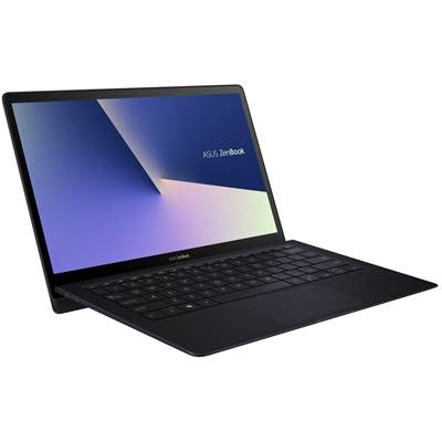 "ASUS ZenBook S (UX391FA-XH74T) 13.3"" 4K UHD Touchscreen (Glossy) Ultrabook - Deep Dive Blue (Whiskey Lake Core i7-8565U)"