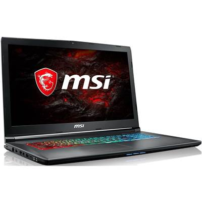 "(FACTORY REFURBISHED) MSI GF72VR 7RF-650 17.3"" 120Hz (3ms) Full HD Gaming Laptop w /  GTX1060 6GB (Kabylake)"