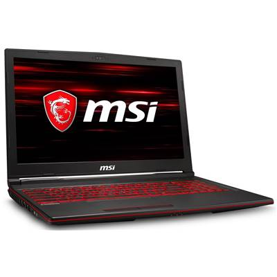 "MSI GL63 9SDK-610 15.6"" 120Hz (3ms) Full HD Gaming Laptop w  /  GTX 1660Ti 6GB GDDR6 (Core i7-9750H)"