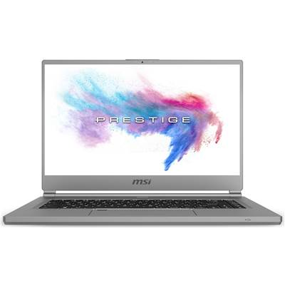 "MSI P65 Creator-654 (Space Gray with Silver Diamond cut) 15.6"" 4K UHD Creative Professional Laptop w /  RTX 2070 8GB GDDR6 (Core i9-9880H & Max-Q)"