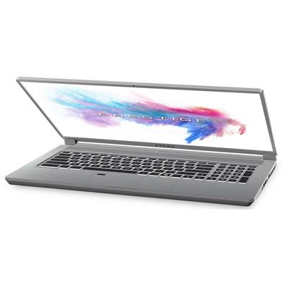 "MSI P75 Creator-469 (Space Gray with Silver Diamond cut) 17.3"" IPS-Level Full HD Creative Professional Laptop w /  RTX 2070 8GB GDDR6 (Core i9-9880H & Max-Q)"