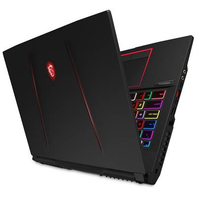 "MSI GE75 Raider-655 17.3"" 144Hz (3ms) IPS-Level Full HD Thin Bezel Gaming Laptop w  /  RTX 2080 8GB GDDR6 (Core i9-9880H)"