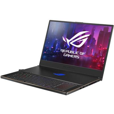 "ASUS ROG Zephyrus S (GX701GW-DB76) 17.3"" 144Hz (3ms) Full HD IPS-Level (Pantone Validated) G-Sync Gaming Laptop w /  RTX 2070 8GB GDDR6 (Core i7-9750H)"