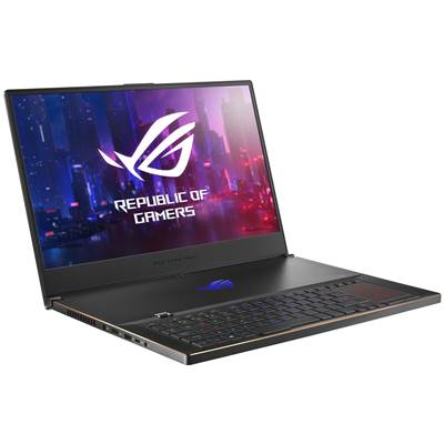 "ASUS ROG Zephyrus S (GX701GV-PB74) 17.3"" 144Hz (3ms) Full HD IPS-Level (Pantone Validated) G-Sync Gaming Laptop w /  RTX 2060 6GB GDDR6 (Core i7-9750H)"