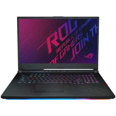 "ASUS ROG STRIX HERO III (G731GV-DB74) 17.3"" 144Hz (3ms) Full HD IPS-Level (100% sRGB) Gaming Laptop w /  RTX 2060 6GB GDDR6 (Core i7-9750H)"