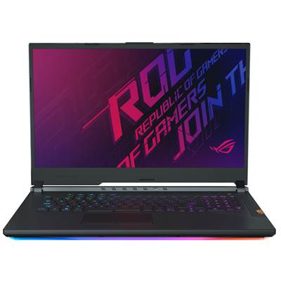 "ASUS ROG STRIX SCAR III (G731GW-KH71) 17.3"" 240Hz (3ms) Full HD IPS-Level (100% sRGB) Gaming Laptop w /  RTX 2070 8GB GDDR6 (Core i7-9750H)"
