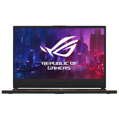 "ASUS ROG Zephyrus S Limited HDR Edition (GX531GX-XB77) 15.6"" 144Hz HDR (3ms) Full HD IPS-Level (HDR 400 Certified) Gaming Laptop w  /  RTX 2080 8GB GDDR6 Max-Q (Core i7-9750H)"