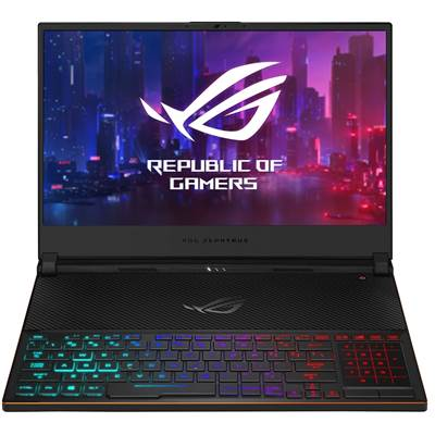 "ASUS ROG Zephyrus S (GX531GX-XB76) 15.6"" 240Hz (3ms) Full HD IPS-Level (Pantone Validated) Gaming Laptop w /  RTX 2080 8GB GDDR6 Max-Q (Core i7-9750H)"