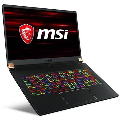 "MSI GS75 Stealth-248 17.3"" 144Hz (3ms) IPS-Level Full HD Ultra Thin Gaming Laptop w /  RTX 2070 8GB GDDR6 Max-Q (Core i7-9750H)"