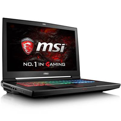 "(OPEN-BOX) MSI GT73VR TITAN PRO-866 17.3"" 120Hz (3ms) Full HD Gaming Laptop w  /  GTX 1080 8GB GDDR5X (Kabylake Core i7-7820HK Unlocked   /  G-SYNC)"