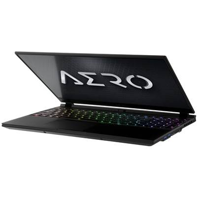 "GIGABYTE AERO 15 OLED YA-7US5450SP 15.6"" Thin Bezel 4K UHD AMOLED Glossy (100% DCI-P3 X-Rite Pantone Certified) Creators Laptop w /  RTX 2080 Max-Q 8GB (Core i7-9750H, Win 10 Pro & Azure AI Optimized)"