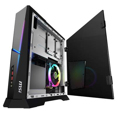 MSI Trident A Plus 9SC-430US Gaming Desktop w  /  RTX 2060 6GB GDDR6 (Core i7-9700F)