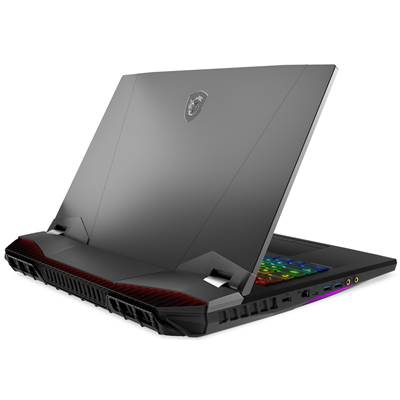 "MSI GT76 TITAN DT-039 17.3"" 4K UHD IPS-Level Gaming Laptop w /  RTX 2080 8GB GDDR6 (Core i9-9900K Running Stable @ 5.0GHz All 8 Cores When Overclocked)"