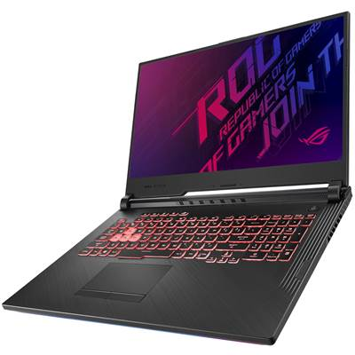 "ASUS ROG STRIX G (GL731GT-EB76) 17.3"" Full HD IPS-Level Gaming Laptop w /  GTX 1650 4GB GDDR5 (Core i7-9750H)"