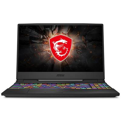 "MSI GL65 9SDK-025 15.6"" 120Hz (3ms) IPS-Level Full HD (100% sRGB) Gaming Laptop w  /  GTX 1660Ti 6GB GDDR6 (Core i7-9750H)"
