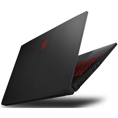 "MSI GF75 THIN 9SC-278 17.3"" Thin Bezel 120Hz IPS-Level Full HD Gaming Laptop w  /  GTX 1650 4GB GDDR5 Max-Q (Core i7-9750H)"