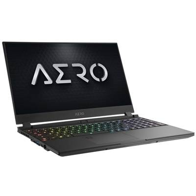 "(OPEN-BOX) GIGABYTE AERO 15 OLED SA-7US5130SH 15.6"" Thin Bezel 4K UHD AMOLED Glossy (100% DCI-P3 X-Rite Pantone Certified) Creators Laptop w /  GTX 1660Ti 6GB (Core i7-9750H & Azure AI Optimized)"