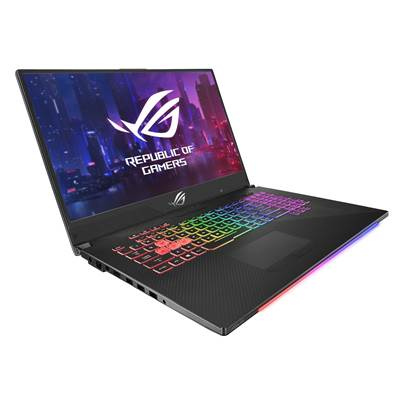 "(FACTORY REFURBISHED) ASUS ROG Strix SCAR II (GL704GW-PS71) 17.3"" 144Hz (3ms) Full HD IPS-Level (100% sRGB) Gaming Laptop w /  RTX 2070 8GB GDDR6 (Core i7-8750H)"