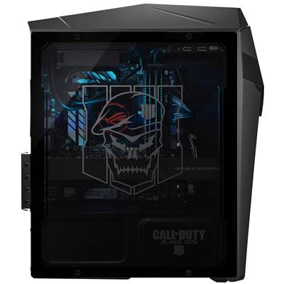 (FACTORY REFURBISHED) ASUS ROG STRIX GL12CX-DH781-COD (Black Ops 4 Edition) Gaming Desktop w /  NVIDIA RTX 2080 (Coffee Lake Core i7-9700K Unlocked)