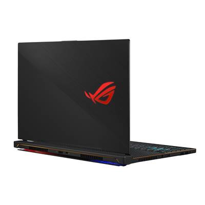 "(OPEN-BOX) ASUS ROG Zephyrus S (GX531GX-XS74) 15.6"" 144Hz (3ms) Full HD IPS-Level (Pantone Validated) Compact Gaming Laptop w /  RTX 2080 8GB GDDR6 Max-Q (Core i7-8750H)"