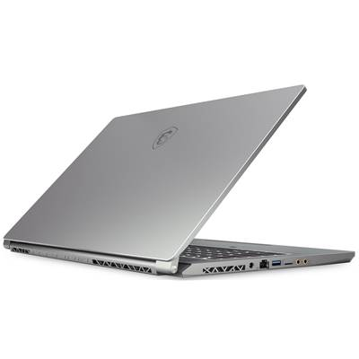 "MSI P75 Creator-895 (Space Gray with Silver Diamond cut) 17.3"" IPS-Level Full HD Creative Professional Laptop w /  RTX 2060 6GB GDDR6 (Core i7-9750H)"