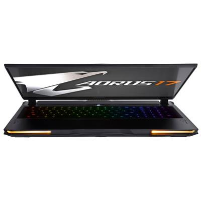 "AORUS 17 SA-7US1130SH 17.3"" 144Hz Thin Bezel LG IPS-Level Full HD (X-Rite Pantone Certified) Gaming Laptop w /  GTX 1660Ti 6GB GDDR6 (Core i7-9750H & Azure AI Optimized)"