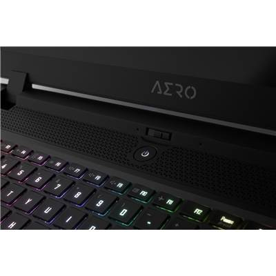 GIGABYTE AERO 17 SA-7US1020SO Thin Bezel LG 144Hz IPS-Level (X-Rite Pantone Certified) Creators Laptop w  /  GTX 1660Ti 6GB (Core i7-9750H & Azure AI Optimized)