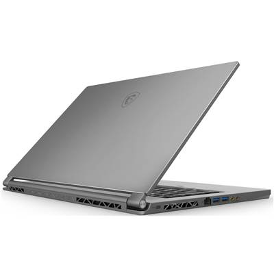 "MSI P65 Creator-253 (Space Gray with Silver Diamond cut) 15.6"" 144Hz (7ms) Full HD Creative Professional Laptop w /  RTX 2070 8GB GDDR6 (Core i7-8750H & Max-Q)"