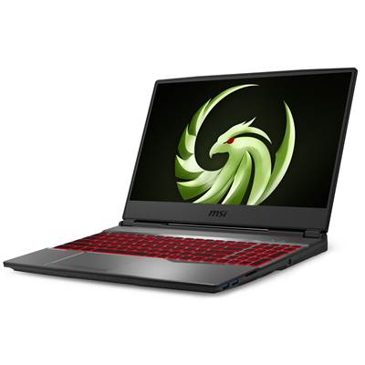 "MSI ALPHA 15 A3DD-003 15.6"" Thin Bezel 120Hz IPS-Level Full HD (Free-Sync) Gaming Laptop w /  AMD Radeon RX5500M 4GB GDDR6 (Ryzen 7 3750H)"