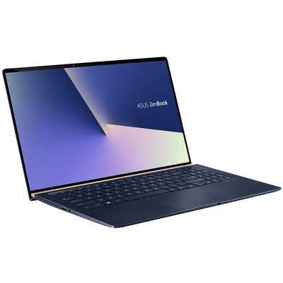 "(OPEN-BOX) ASUS ZenBook 15 (UX533FD-DH74) 15.6"" IPS Full HD Laptop w  /  GTX 1050 2GB - Royal Blue Metal (Whiskey Lake & Max-Q)"
