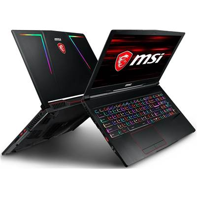 "(OPEN-BOX) MSI GE63 Raider RGB-051 15.6"" 144Hz (3ms) IPS-Level Full HD Gaming Laptop w  /  RTX 2080 8GB GDDR6 (Coffee Lake Core i7-8750H)"
