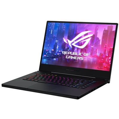 "(FACTORY REFURBISHED) ASUS ROG Zephyrus S (GX502GV-PB74) 15.6"" 144Hz (3ms) Full HD IPS-Level (Pantone Validated) G-Sync Gaming Laptop w /  RTX 2060 6GB GDDR6 (Core i7-9750H)"