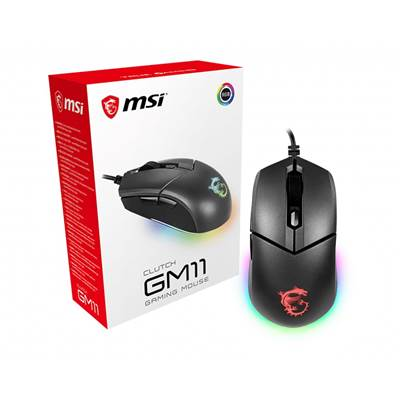 MSI Clutch GM11 RGB Gaming Mouse (Not for sale)