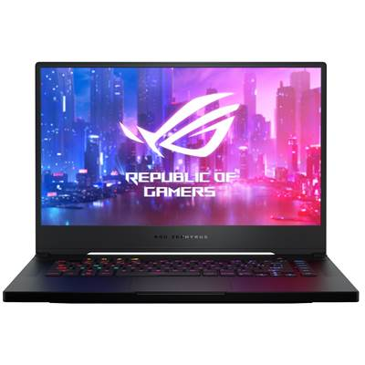 "(OPEN-BOX) ASUS ROG Zephyrus S (GX502GV-PB74) 15.6"" 144Hz (3ms) Full HD IPS-Level (Pantone Validated) G-Sync Gaming Laptop w /  RTX 2060 6GB GDDR6 (Core i7-9750H)"