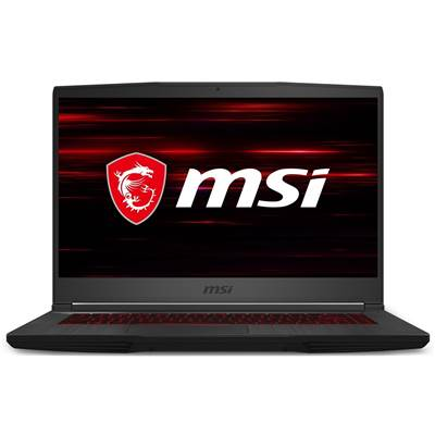 "(OPEN-BOX) MSI GF65 THIN 9SE-013 15.6"" Thin Bezel 120Hz IPS-Level Full HD Gaming Laptop w  /  RTX 2060 6GB GDDR6 (Core i7-9750H)"