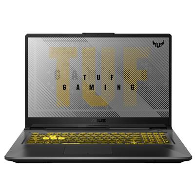 "ASUS TUF A17 (TUF706IU-AS76) 17.3"" 120Hz Full HD Gaming Laptop w /  GTX 1660Ti 6GB GDDR6 (Ryzen 7 4800H & 90Whr Battery)"