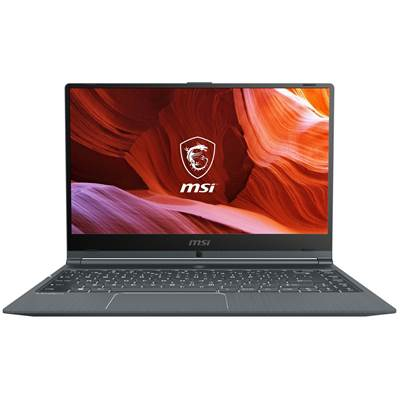 "MSI Modern 14 A10M-1029 (Carbon Gray) 14"" Thin Bezel Full HD IPS-Level Gaming Laptop (Core i5-10210U & Windows 10 Pro)"