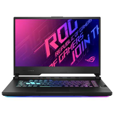 "ASUS ROG STRIX G15 (G512LV-ES74) 15.6"" 144Hz Full HD IPS-Level Gaming Laptop w  /  RTX 2060 6GB (Core i7-10750H)"