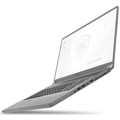 "MSI WS75 10TL-463 17.3"" Thin Bezel 144Hz Full HD IPS-Level Workstation Laptop  /  NVIDIA Quadro RTX 4000 8GB & Windows 10 Professional (Core i7-10875H)"