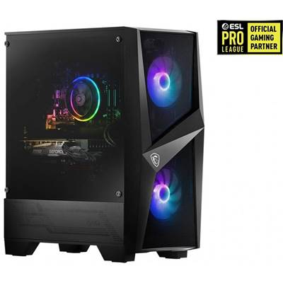 MSI Codex R 10SC-002US Gaming Desktop w  /  NVIDIA GeForce RTX 2060 6GB GDDR6 (Core i7-10700F)