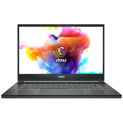 "MSI Creator 15 A10SFT-053 (Silver) 15.6"" Full HD Finger Touch Panel Creative Professional Laptop w /  NVIDIA GeForce RTX 2070 Max-Q (Core i7-10875H)"