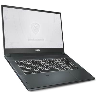 "MSI WS66 10TLT-079 15.6"" Full HD Finger Touch Panel Workstation Laptop  /  NVIDIA Quadro RTX 4000 8GB & Windows 10 Professional (Core i7-10875H)"