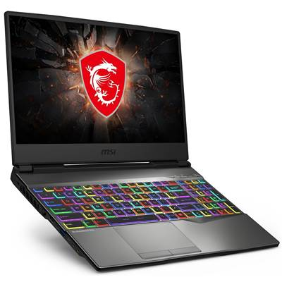 "MSI GP65 Leopard 10SDK-433 15.6"" 144Hz IPS-Level Full HD Gaming Laptop w /  NVIDIA GeForce GTX 1660Ti Max Performance (Core i7-10750H)"