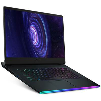 "(OPEN-BOX) MSI GE66 Raider 10SGS-058 15.6"" 300Hz (3ms) Wide View Angle Full HD Gaming Laptop w /  NVIDIA GeForce RTX 2080 Super Max-Q (Core i7-10750H)"
