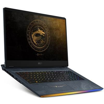 "MSI GE76 Raider Dragon Edition TIAMAT 10UH-482 17.3"" 300Hz (3ms) Full HD IPS-Level Gaming Laptop w /  NVIDIA GeForce RTX 3080 Max Performance (Core i7-10870H)"