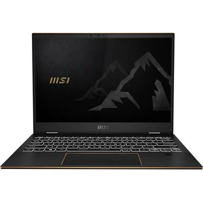 "MSI Summit E13Flip A11MT-021 13.4"" (Touchscreen) Thin Bezel Full HD IPS-Level Laptop w /  Intel Iris Xe (Core i7-1185G7)"