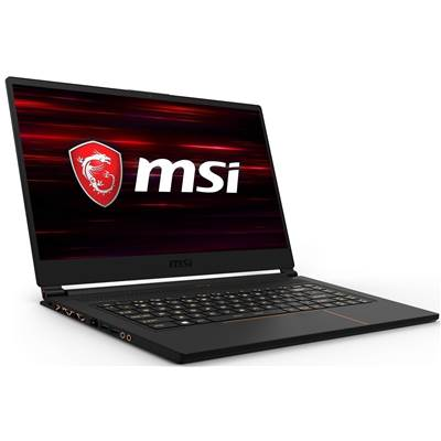 "(OPEN-BOX) MSI GS65 Stealth-1668 15.6"" 144Hz (3ms) Full HD Ultra Thin Gaming Laptop w /  GTX 1660Ti 6GB GDDR6 (Core i7-9750H)"