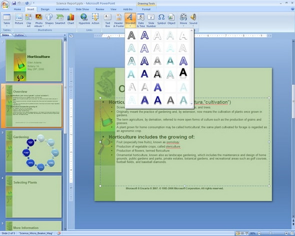 Download Microsoft Word Home And Student 2007 Free Trial.